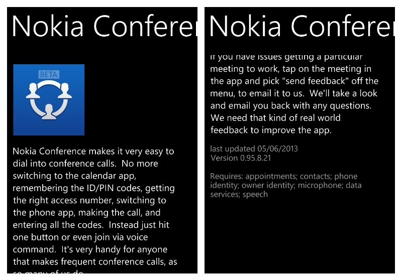 Nokia Conference