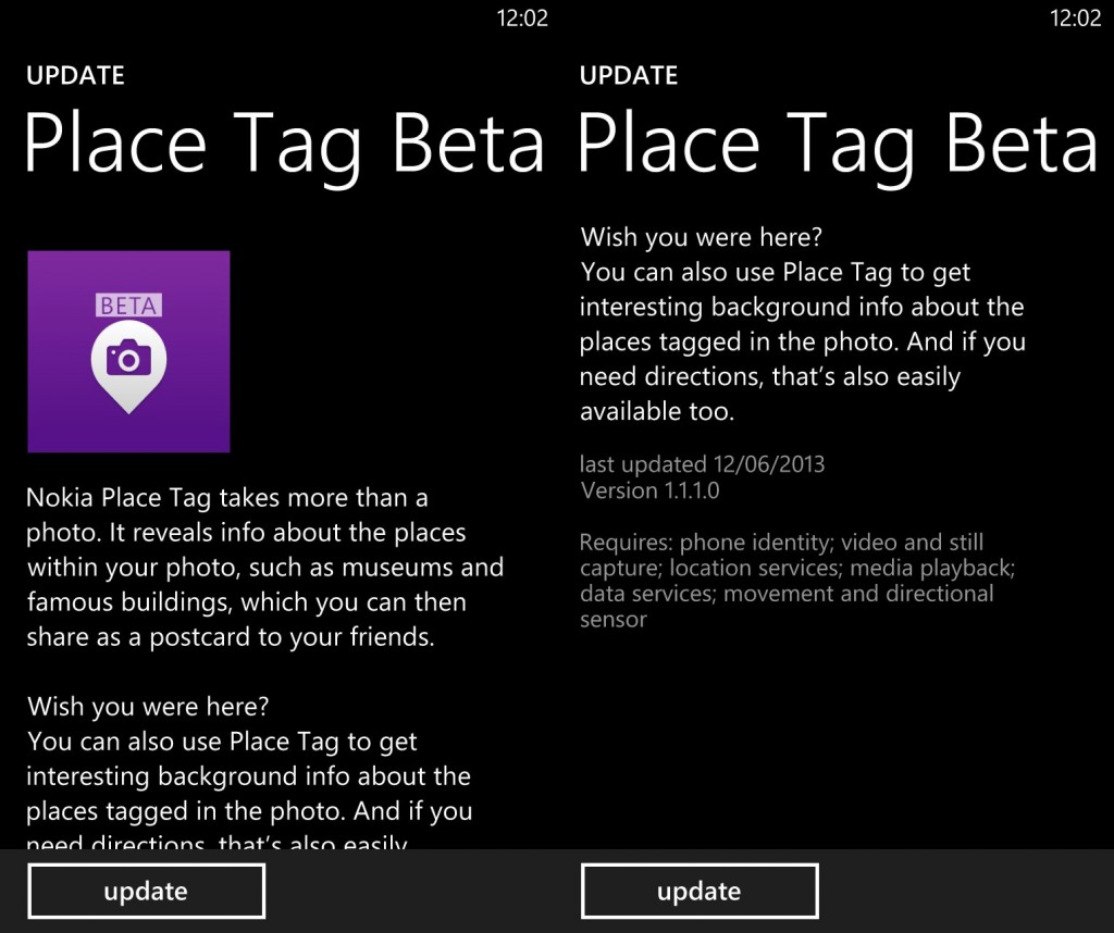 placetag beta