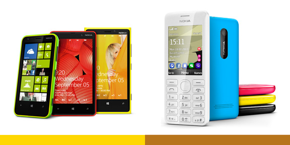 Lumia i 206 nagrade IDEA 2013