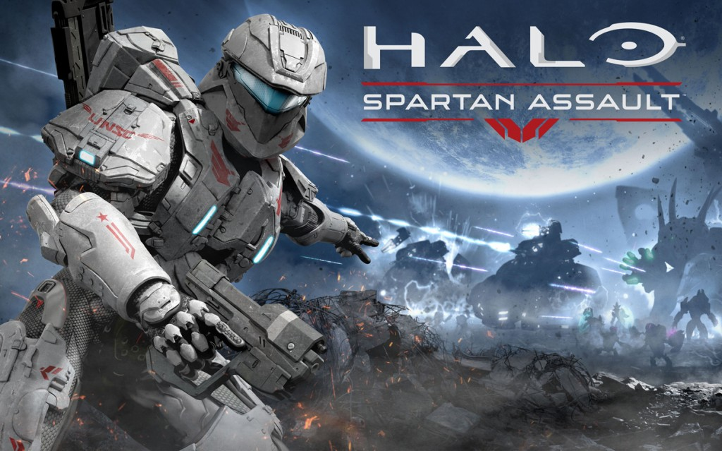 Halo sparta assault