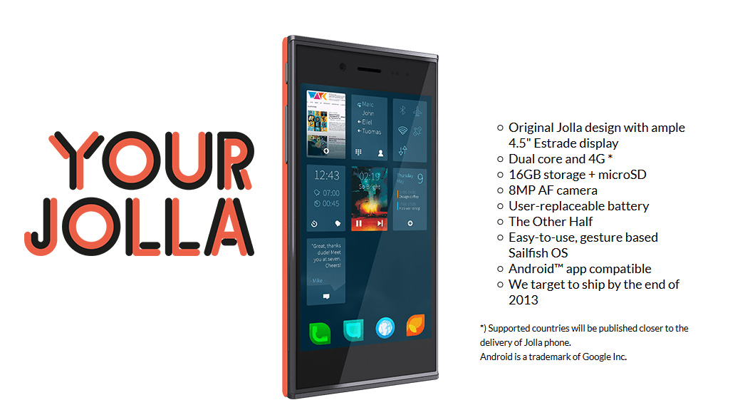 Jolla android