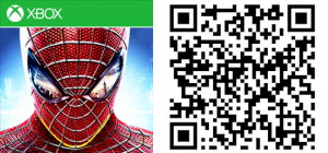 AmazingSpiderManQR