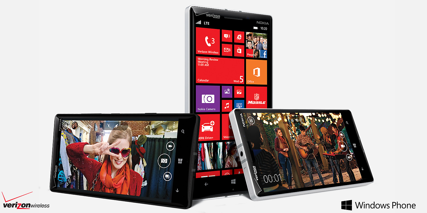 Nokia Lumia Icon Verizon