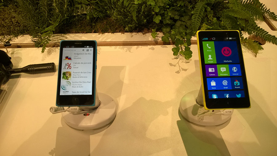 Nokia X and XL  copy