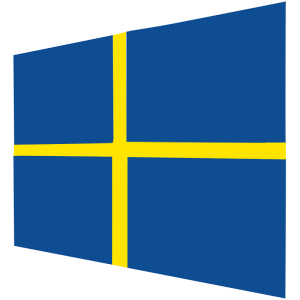 Švedska Nokia Lumia Windows Phone logo