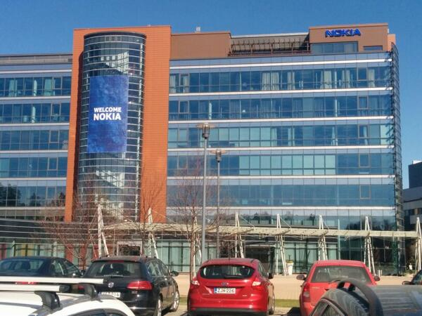 NSN welcomes Nokia