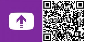 Nokia Video Upload QR kod