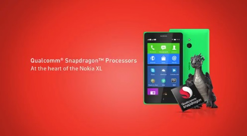 snapdragon play Nokia XL