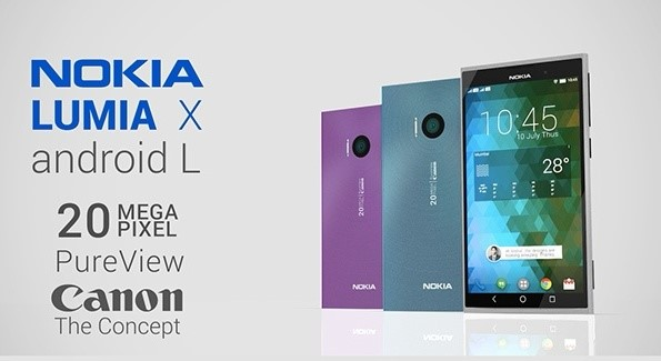 Nokia X android 1