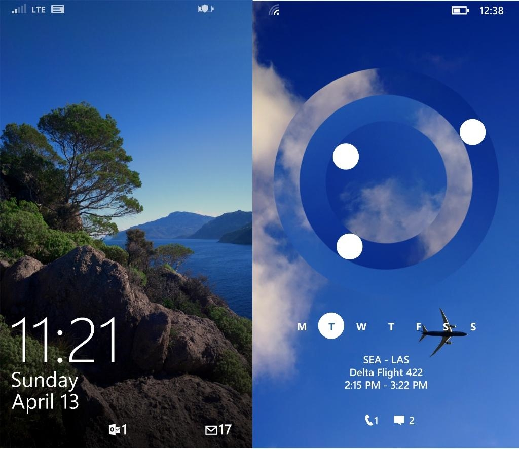 Lock Screen apliakcije za WP8.1