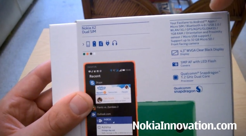 X2 nokiainnovations