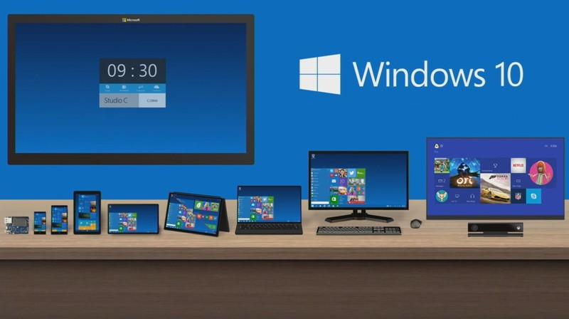 one-product-family Windows 10 obitelj