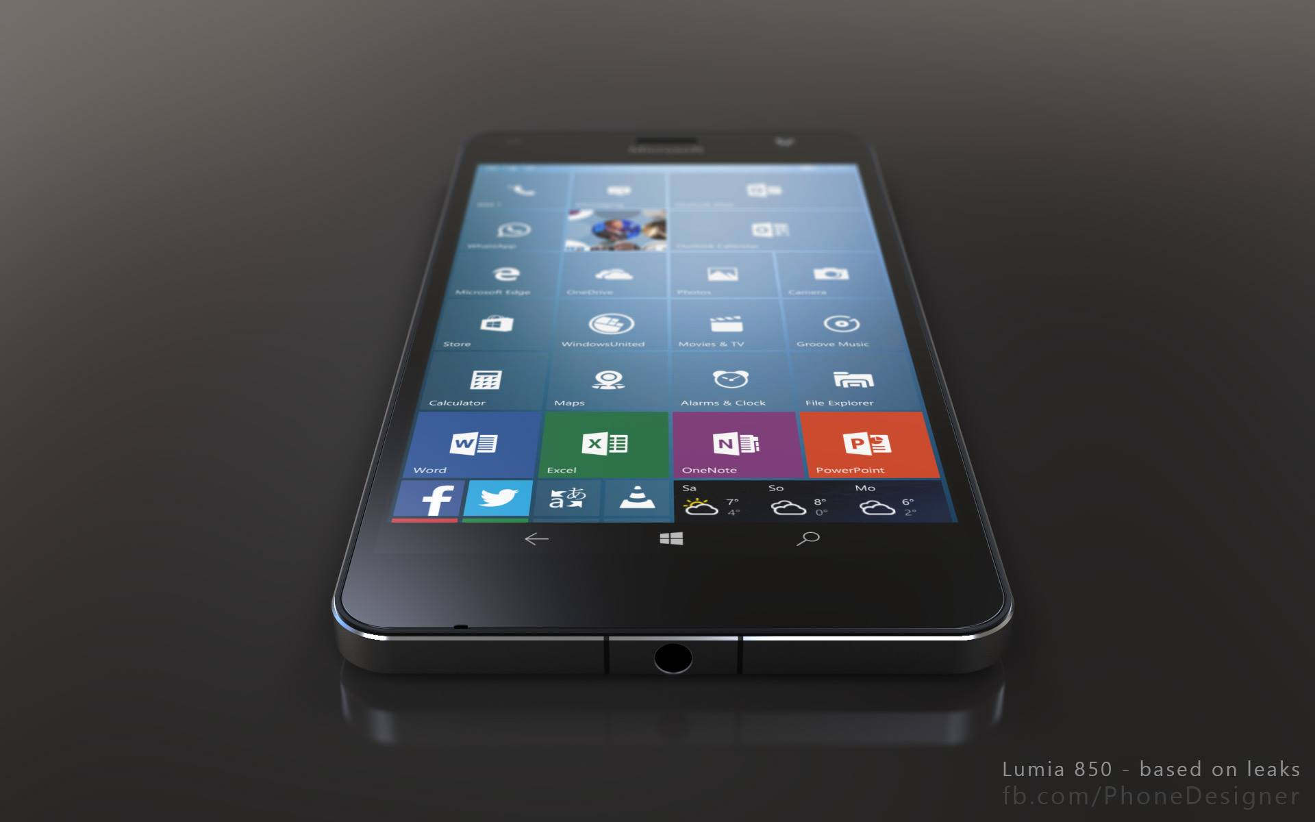 Lumia 850 Phone Designer-2