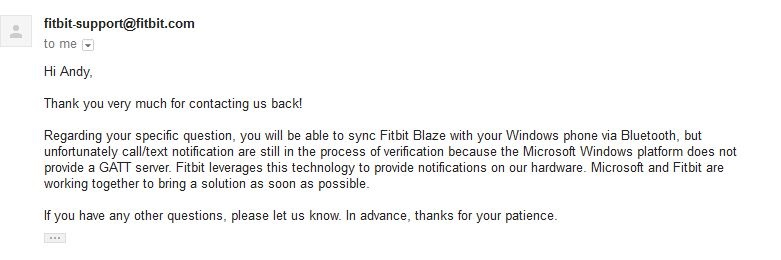 mail fitbit