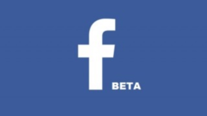 Facebook-beta-gorsel