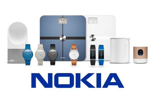Nokia i Withings